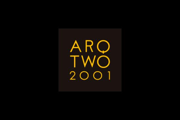 Logo de ARQTWO 2001